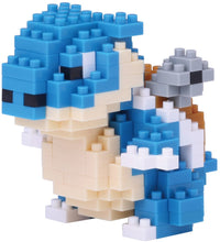 Load image into Gallery viewer, Pokemon Nanoblock Blastoise