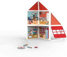 Load image into Gallery viewer, Melissa and Doug Magnetivity Building Set - Fire Station