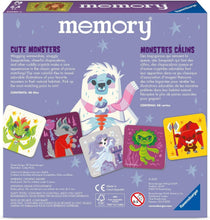 Load image into Gallery viewer, Ravensburger Memory - Cute Monsters