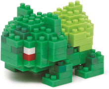 Load image into Gallery viewer, Pokemon Nanoblock Bulbasaur