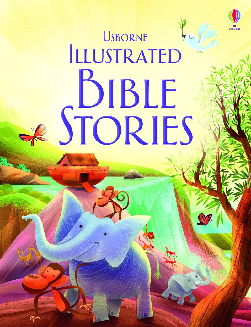 Usborne Illustrated Bible Stories