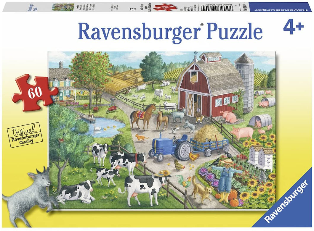 Ravensburger 60 Piece Jigsaw Puzzle - Home on the Range