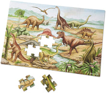 Load image into Gallery viewer, Melissa and Doug 48 Piece Floor Puzzle - Dinosaurs