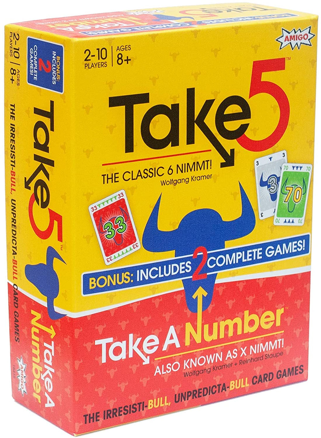 Take 5 Card Game