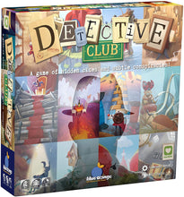 Load image into Gallery viewer, Detective Club