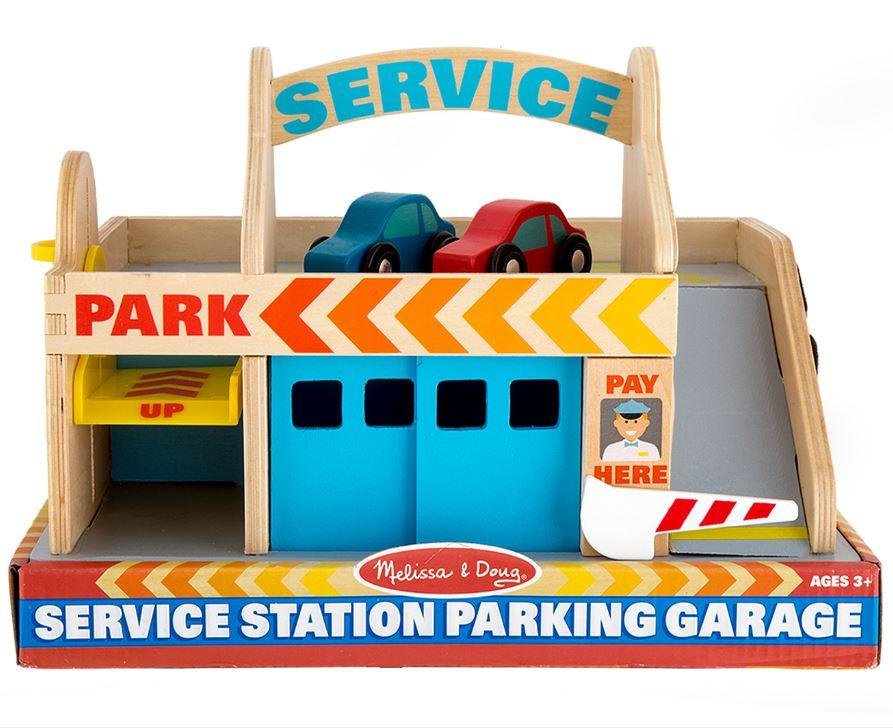 Melissa and Doug Service Station
