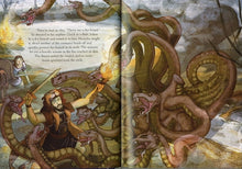 Load image into Gallery viewer, The Usborne Book of Greek Myths