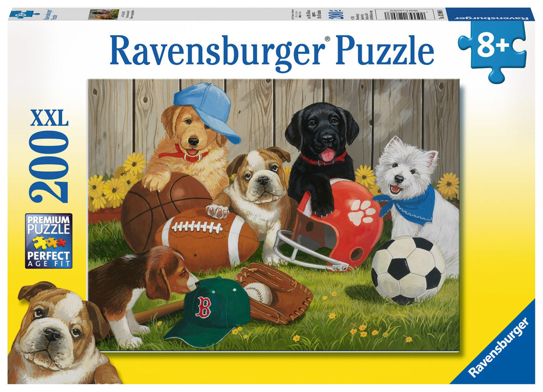Ravensburger 200 Piece Jigsaw Puzzle - Let's Play Ball