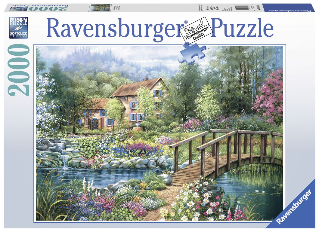 Ravensburger 2000 Piece Jigsaw Puzzle - Shades of Summer