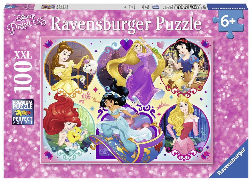Ravensburger 100 Piece Jigsaw Puzzle - Be Strong Be You