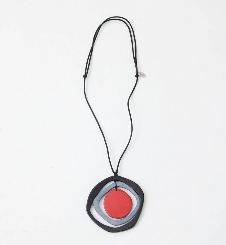 Sylca Designs - Jolie Pendant Necklace - Artemisia Artwear