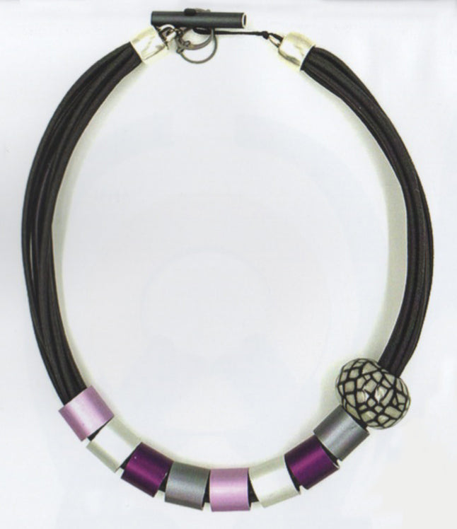 Christina Brampti - Contemporary Necklace - Artemisia Artwear