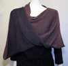 KNIT - Reversible Knit Poncho