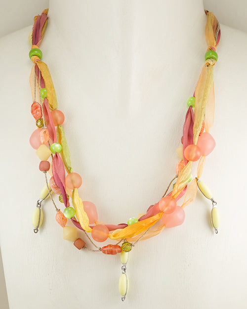 Teresa Goodall - Miko Necklace - Artemisia Artwear