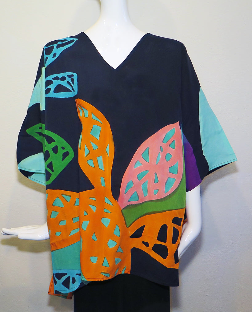 Sylca Designs - Bright Night Top - Artemisia Artwear