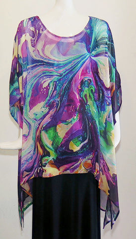 Sterling - Artistic Tunic