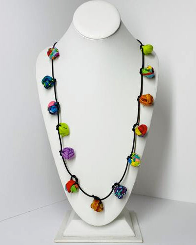Ficklesticks - Gumball Necklace - Artemisia Artwear