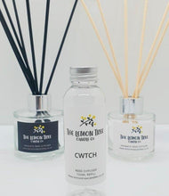 Load image into Gallery viewer, Cwtch - Dark Honey & Vanilla Diffuser Refill 100ml - The Lemon Tree Candle Company
