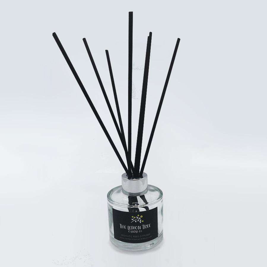 Ginger Biscuit Reed Diffuser - The Lemon Tree Candle Company
