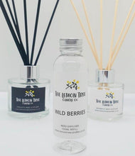 Load image into Gallery viewer, Wild Berries Diffuser Refill 100ml - The Lemon Tree Candle Company