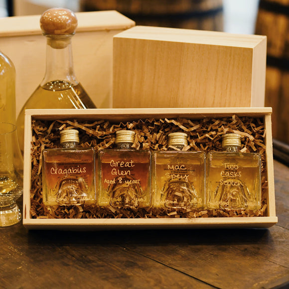 Premium Blended Scotch Whiskies- Small