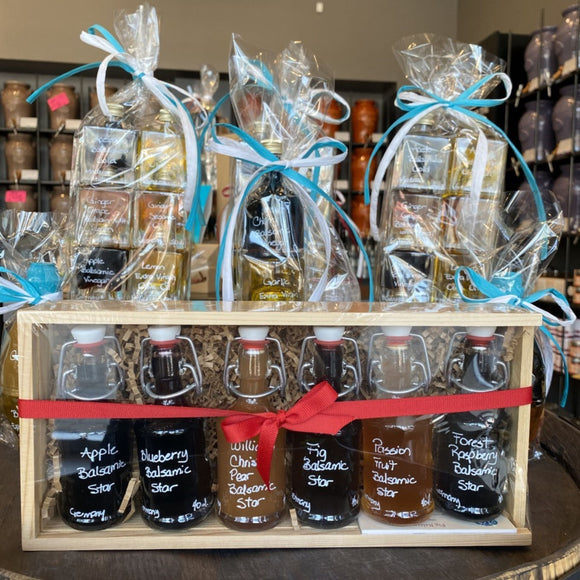 Balsamic Stars Gift Set