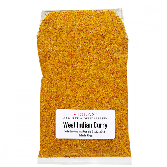 West Indian Curry