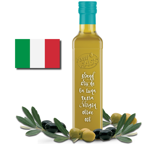 Grand Cru de la Luna Extra Virgin Olive Oil