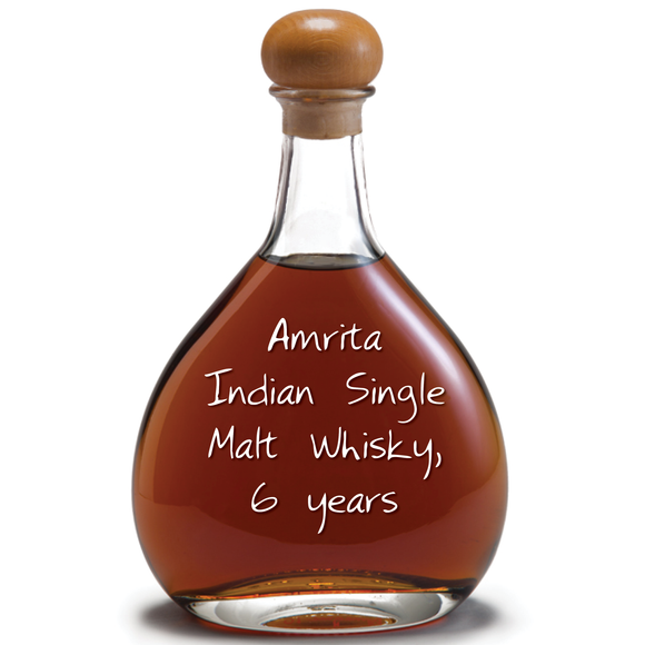 Amrita Indian Single Malt Whisky