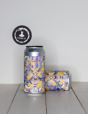 Out with a bang! NEIPA 7%