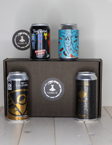 Dark Hel Craft Beer Box