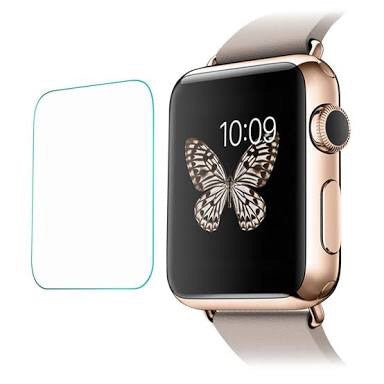Mica de cristal templado para Apple Watch
