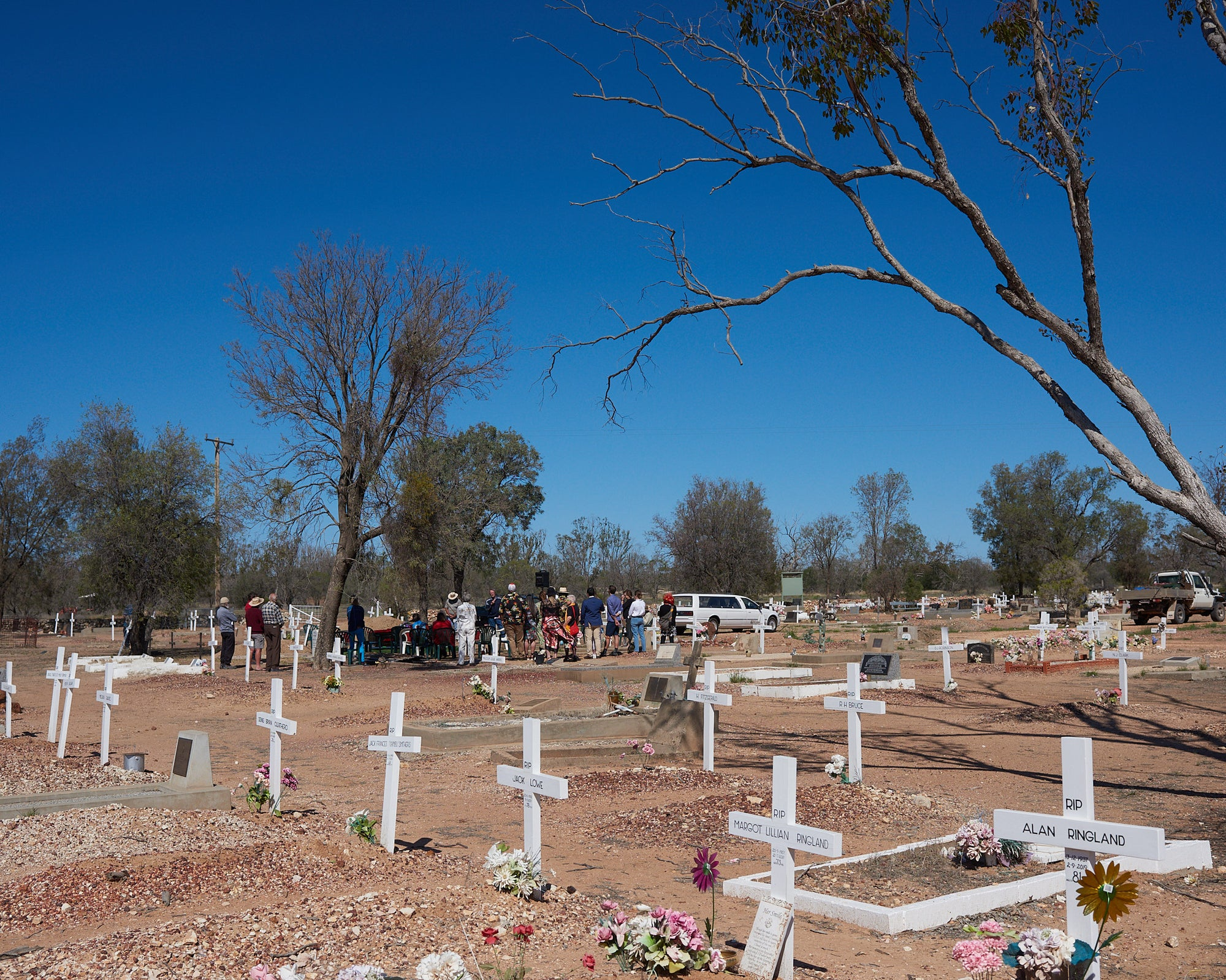 Life and Death at Lightning Ridge