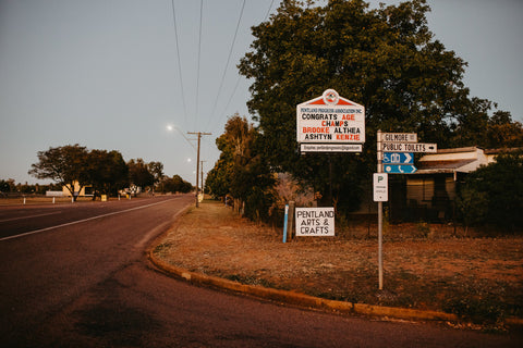 Why some towns thrive - Galah Issue 1