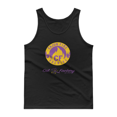 Omega Psi Phi 2018 Conclave - Oil Factory Tank top