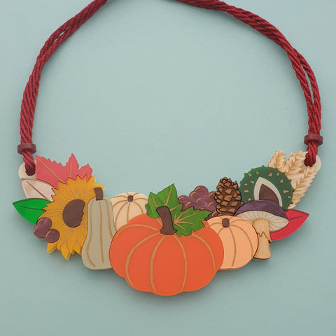 Autumn Harvest Necklace
