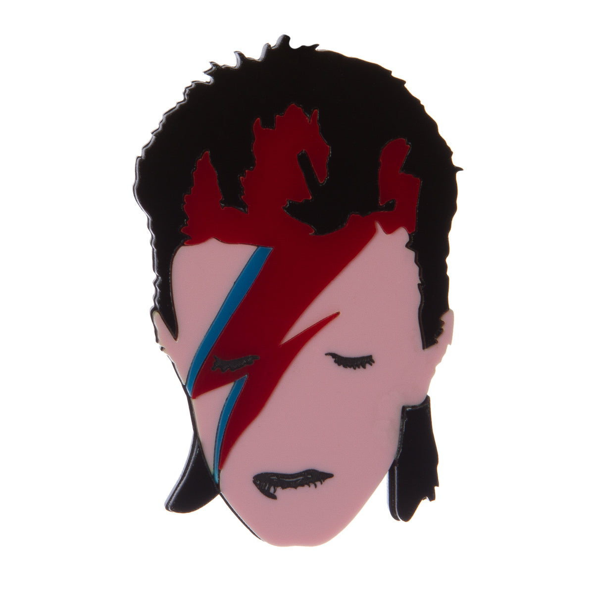 Sugar & Vice Aladdin Sane Brooch
