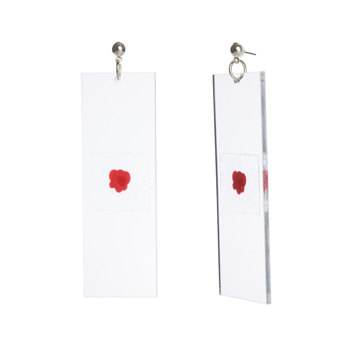 Sugar & Vice Blood Slide Earrings
