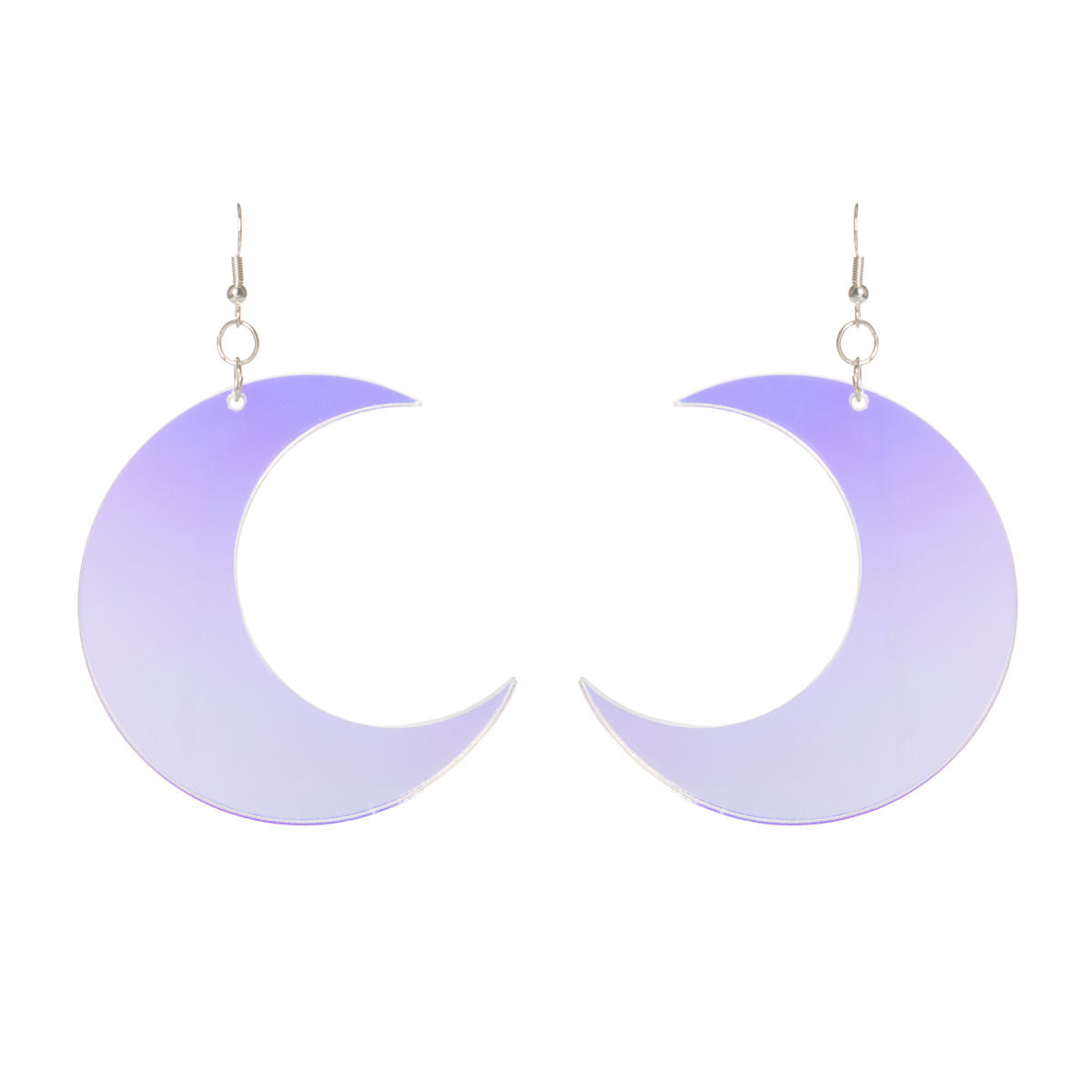 Sugar & Vice Crescent Moon Earrings 1