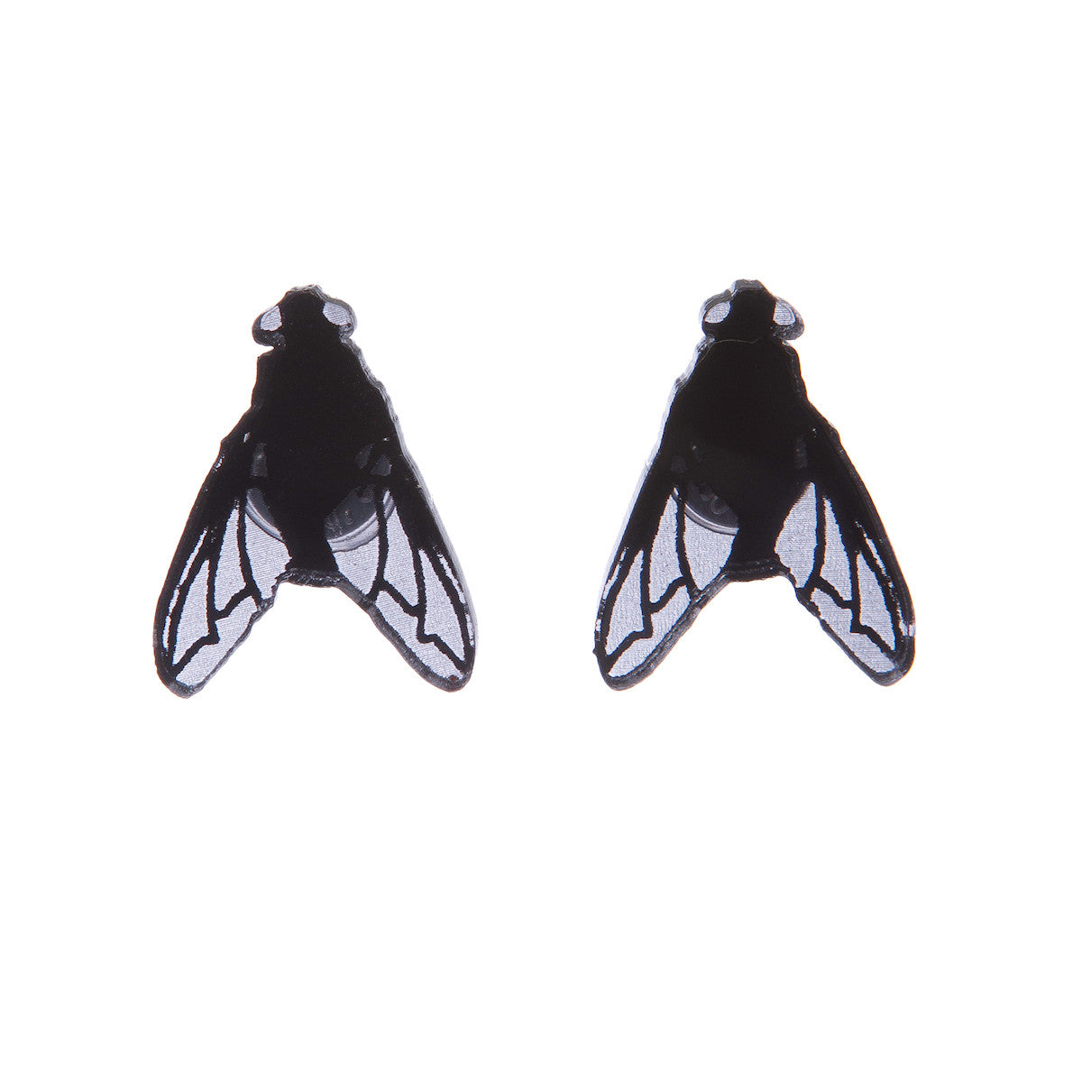 Sugar & Vice Dead Fly Earrings