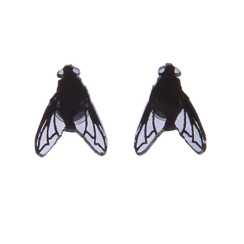 Dead Fly Earrings