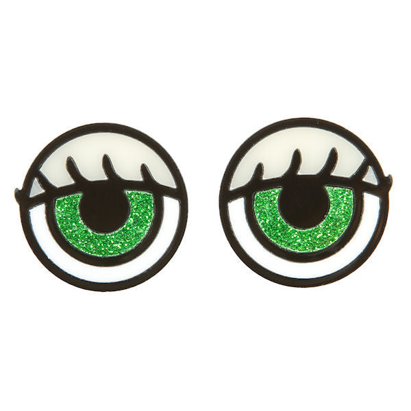 Sugar & Vice Dolls Eye Brooch 1
