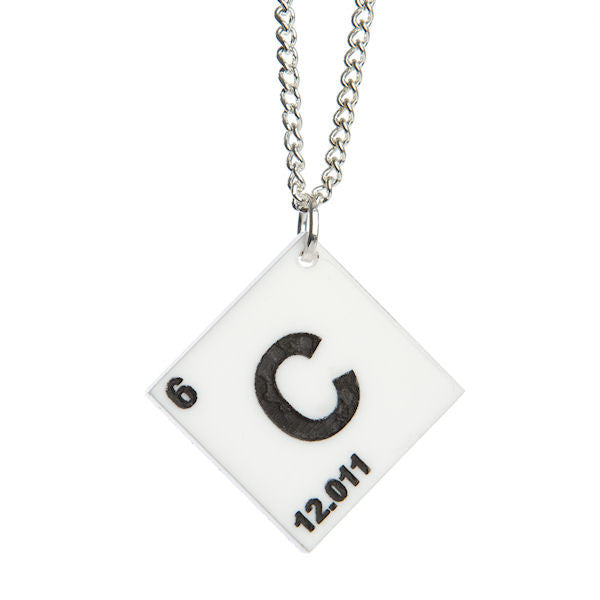 Sugar & Vice Custom Element Necklace