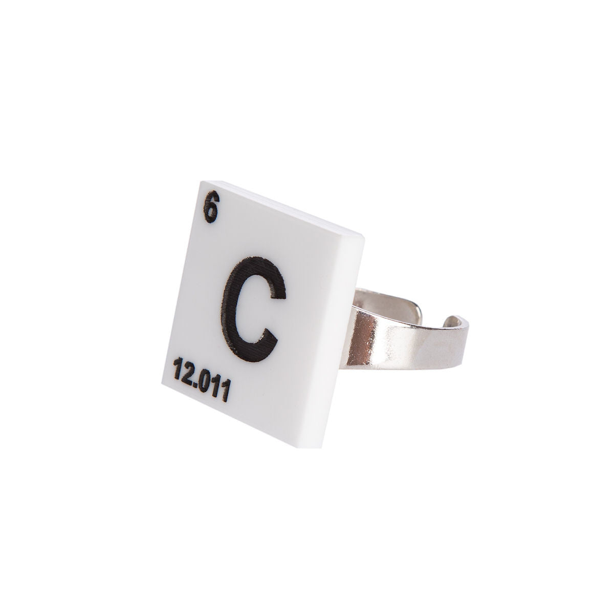 Sugar & Vice Chemical Element Ring
