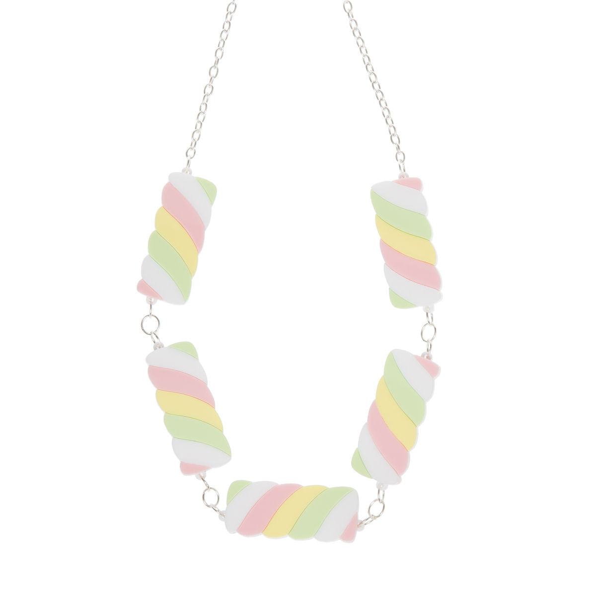 Sugar & Vice Marshmallows Necklace