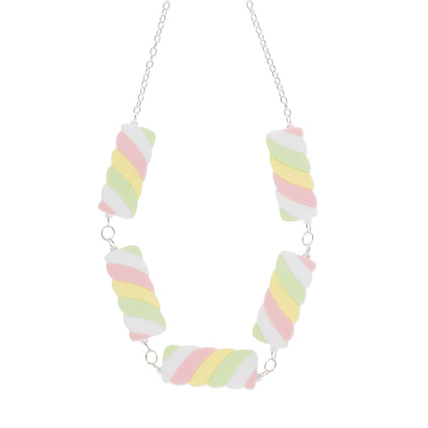 Marshmallows Necklace