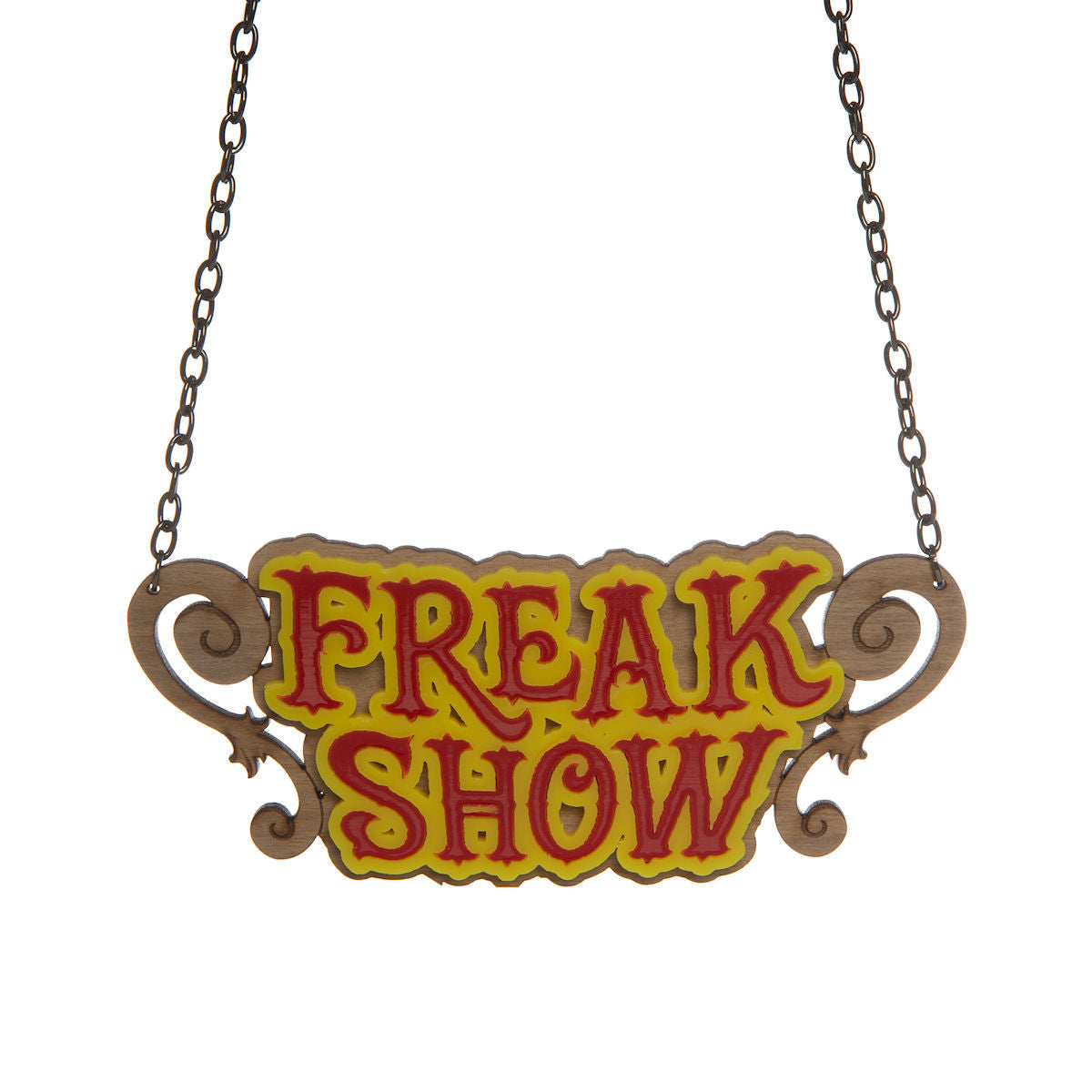 Sugar & Vice Freak Show Necklace