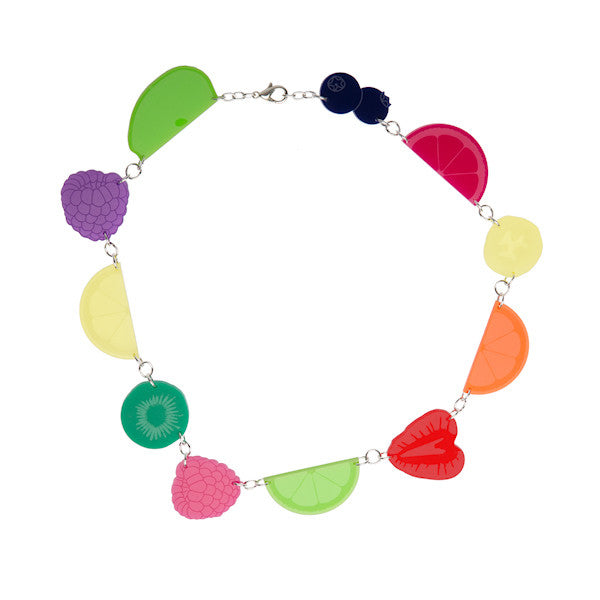Sugar & Vice Fruit Charm Necklace