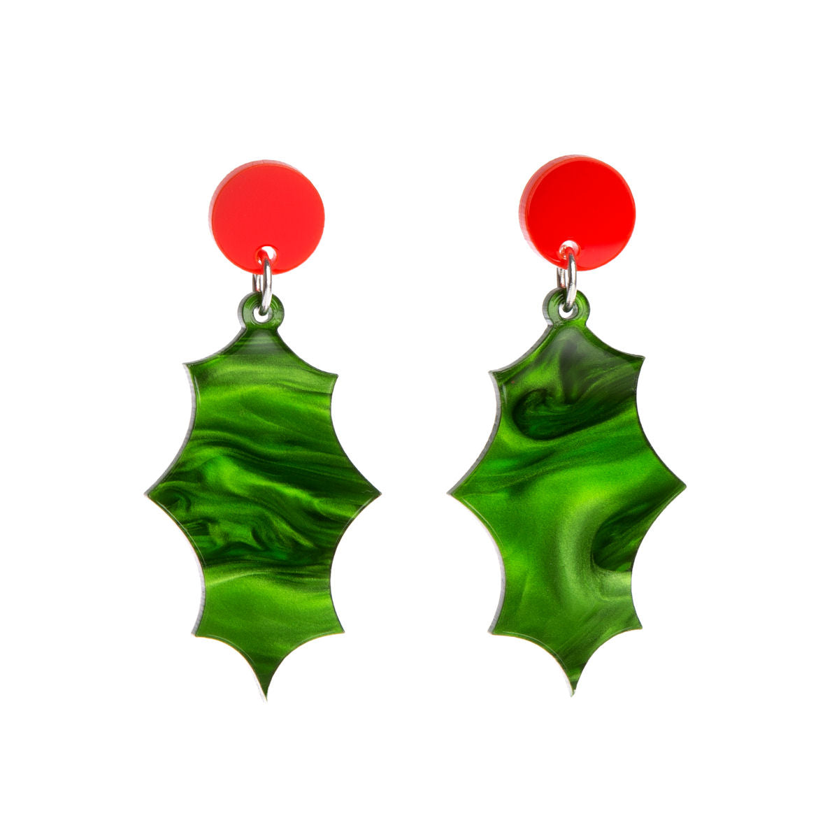 Sugar & Vice Holly Earrings