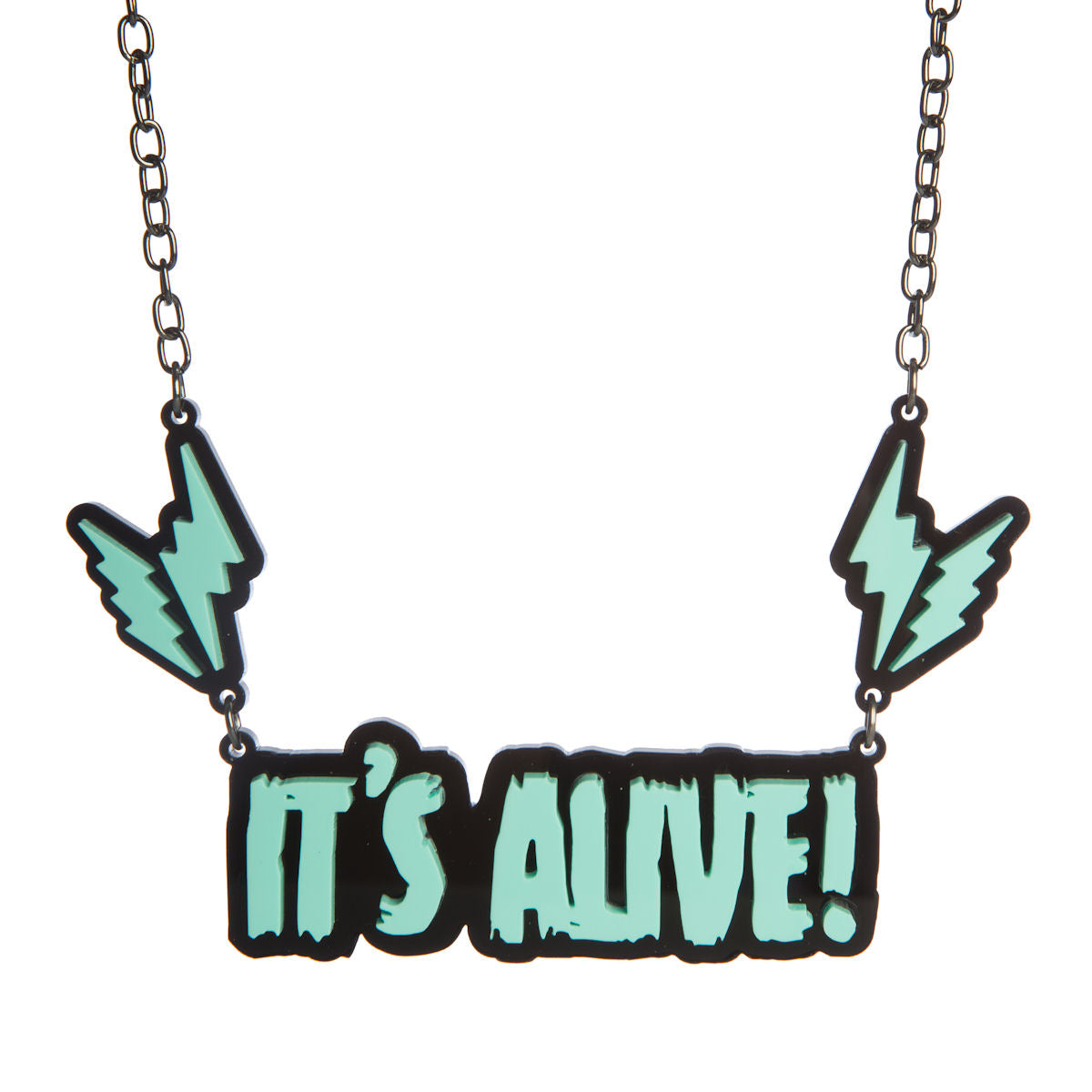 Sugar & Vice It's Alive Necklace